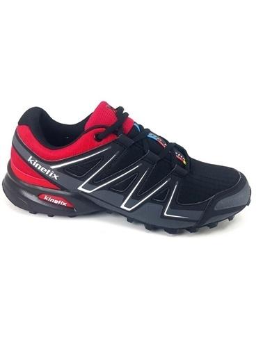 Kinetix Cedrıc 9Pr Erkek Siyah Günlük Spor Ayakkabı Siyah